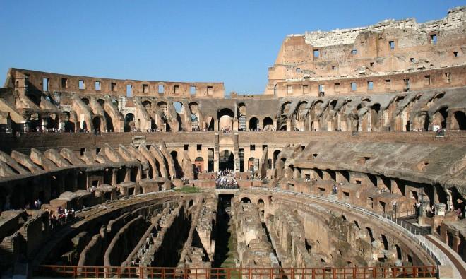 Curiosiades sobre el Coliseo Romano