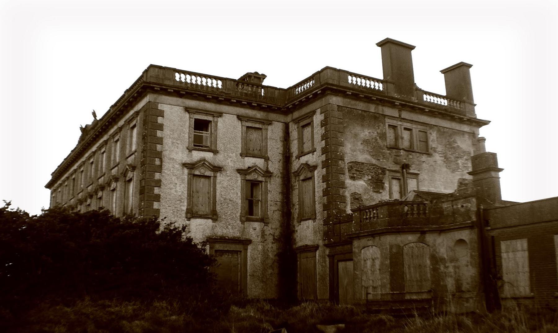 Casas embrujadas II: Loftus Hall, Irlanda