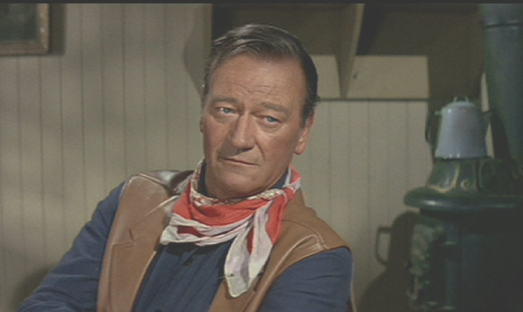 John Wayne, curiosidades de un mito del cine