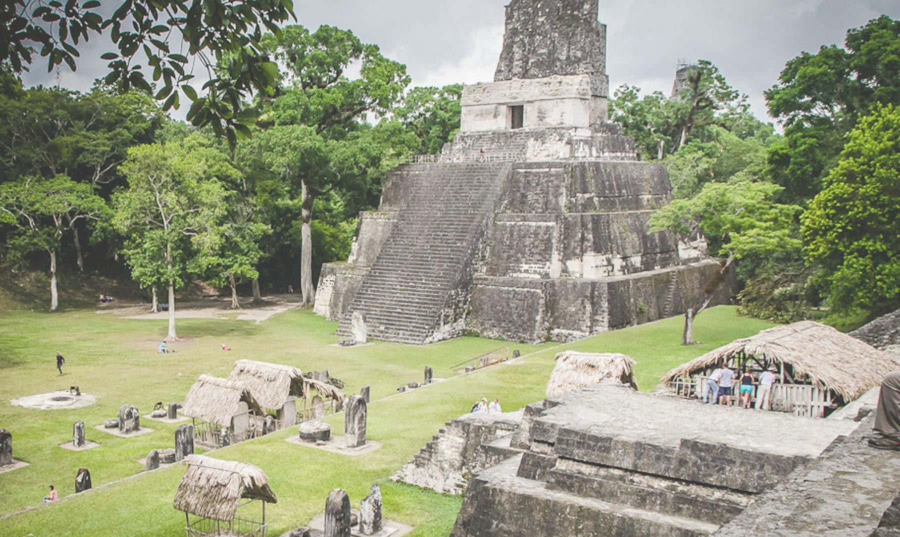 La fascinante cultura maya for Civilizacion maya arquitectura