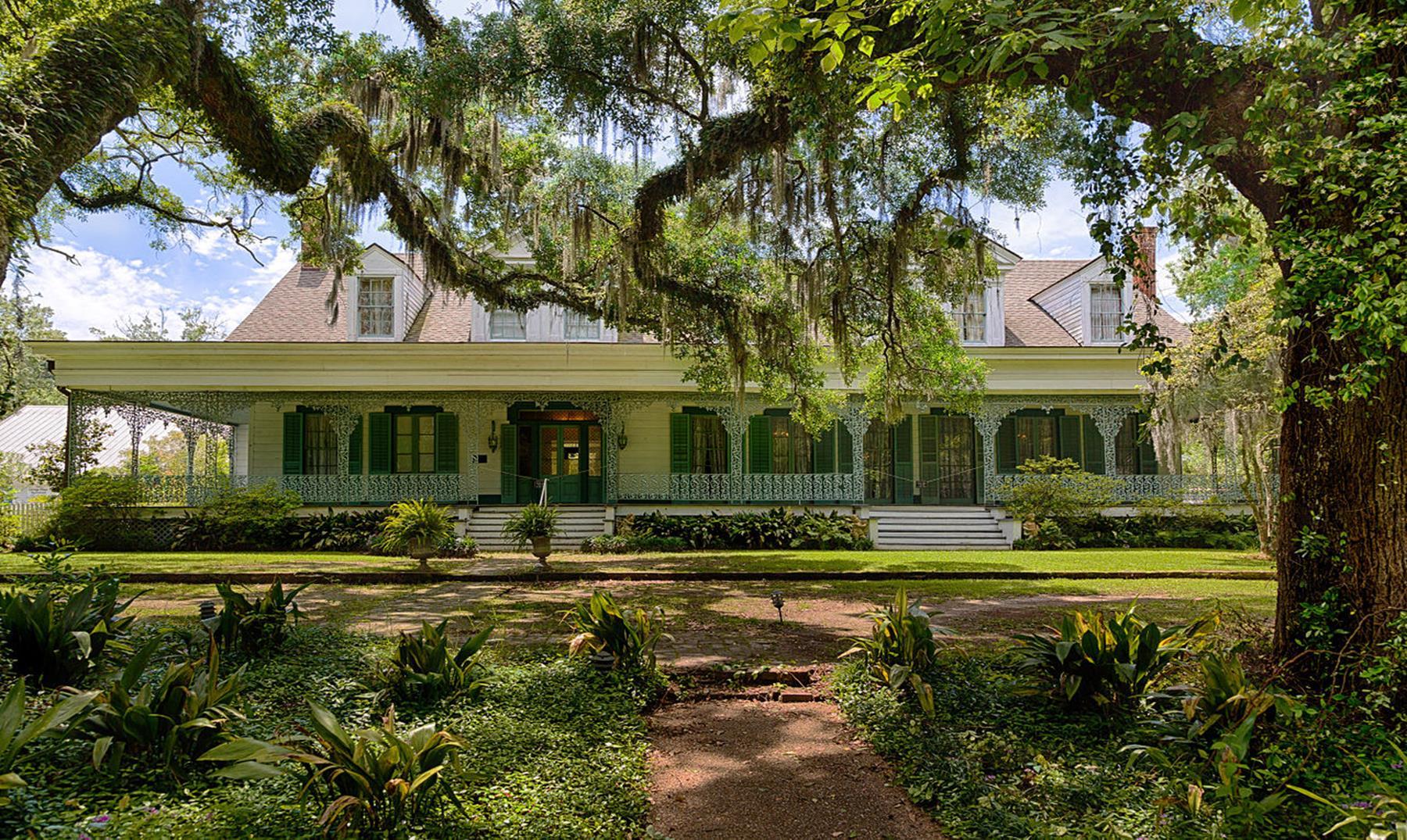 Casas embrujadas V: La hacienda Myrtles, Luisiana