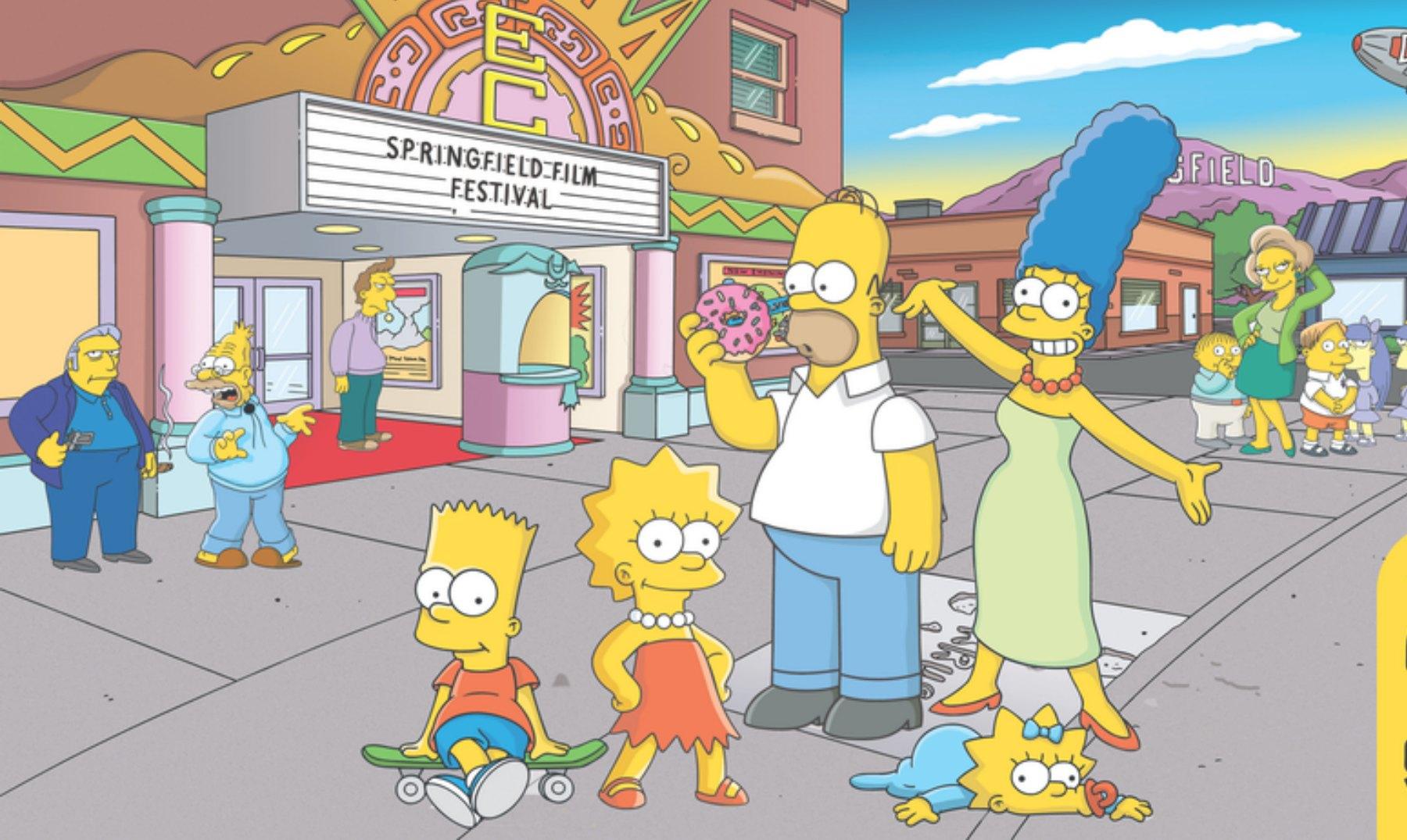 """Las 10 intros de """"Los Simpson"""" más curiosas"""