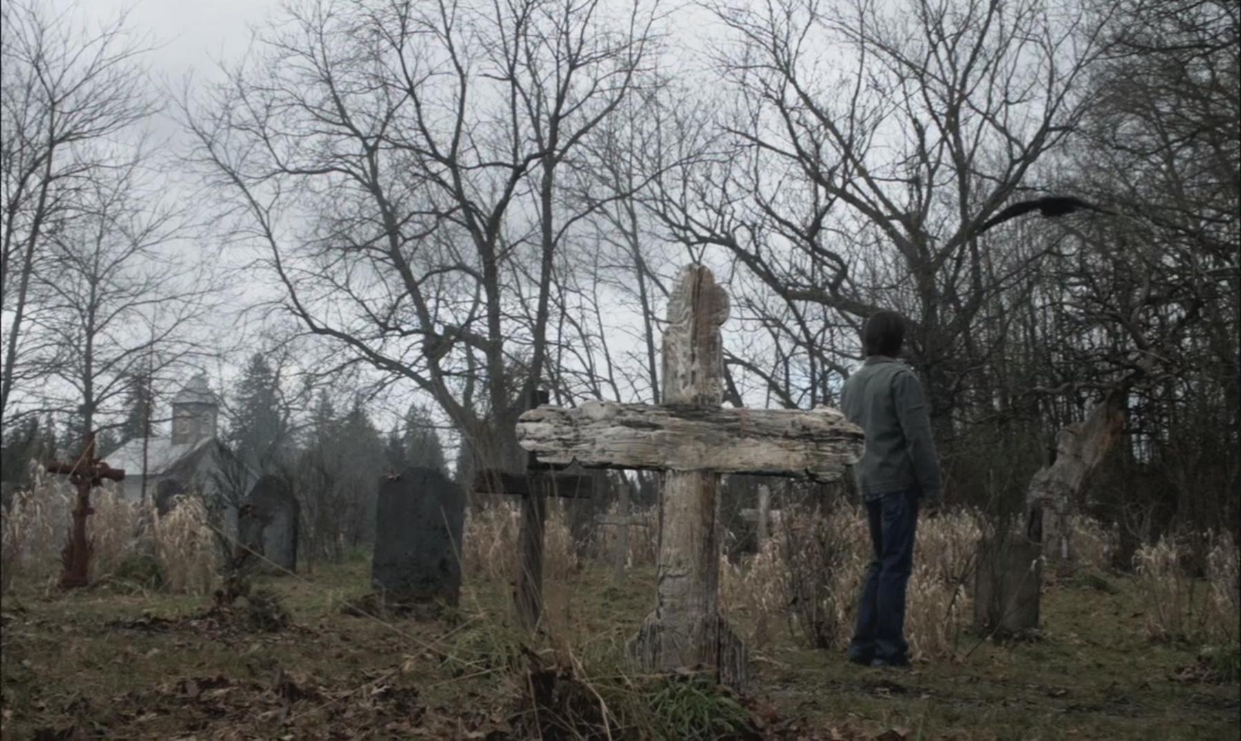 El cementerio de Stull, Kansas, un portal al Infierno