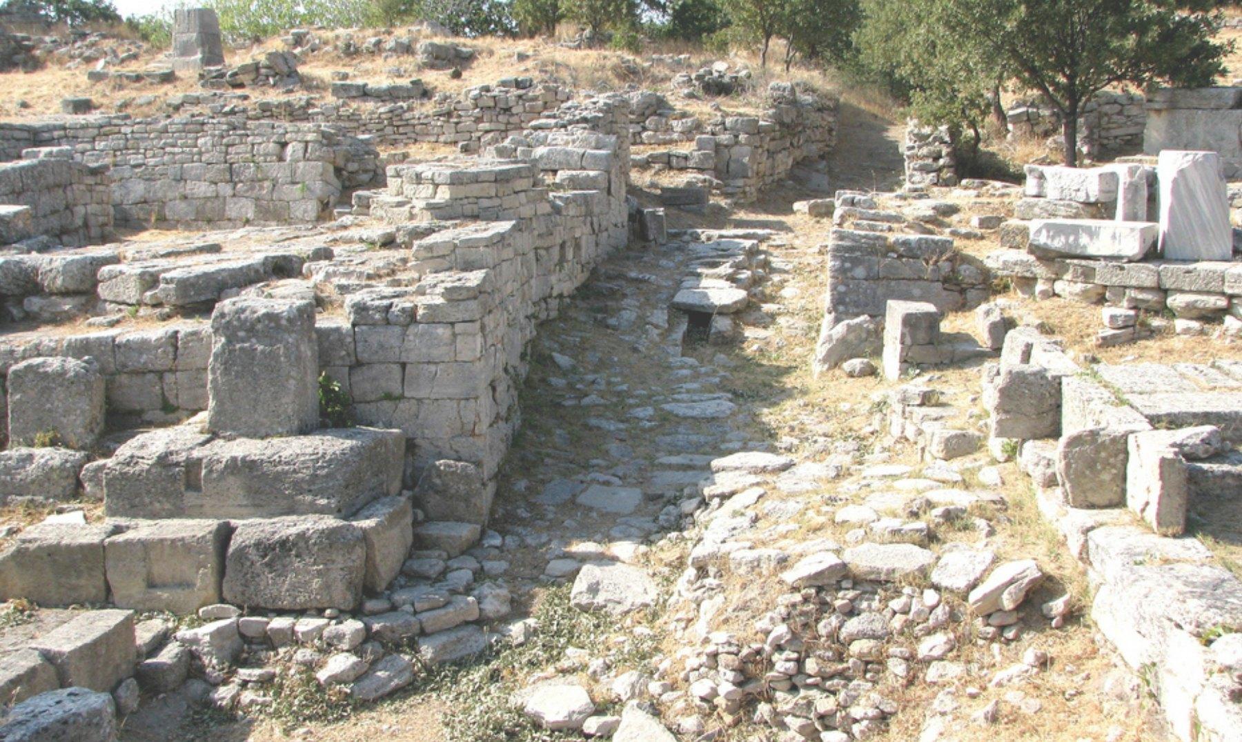 El descubrimiento de Troya