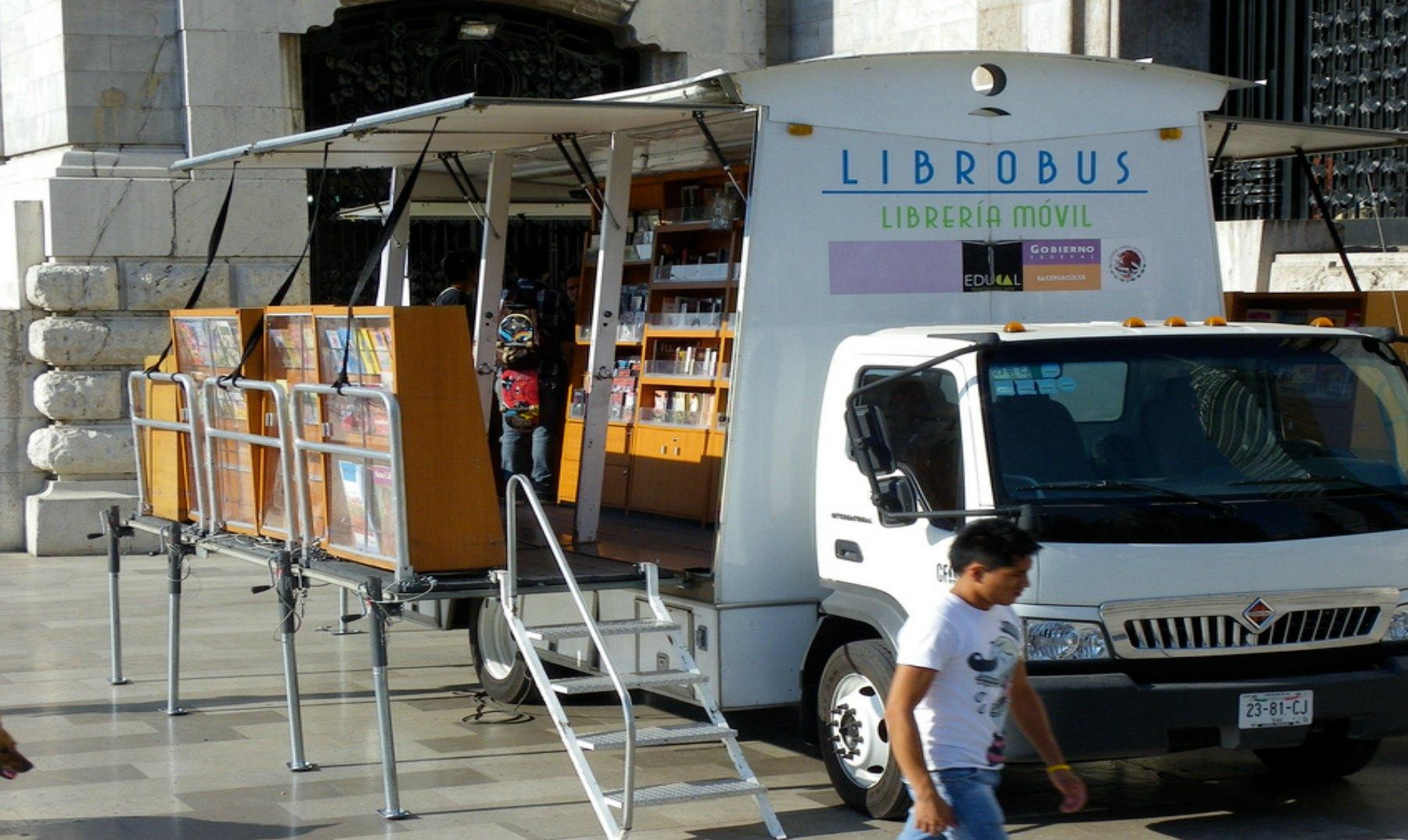 Las librerías móviles más interesantes del mundo
