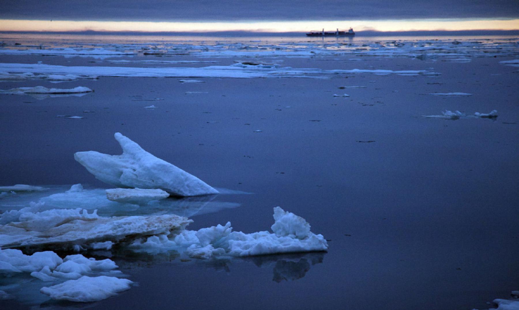 El SS Baychimo, el barco fantasma del Ártico