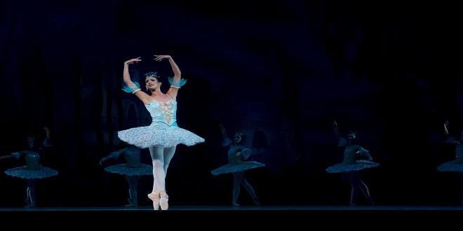 Una pizca de humor en el ballet clásico
