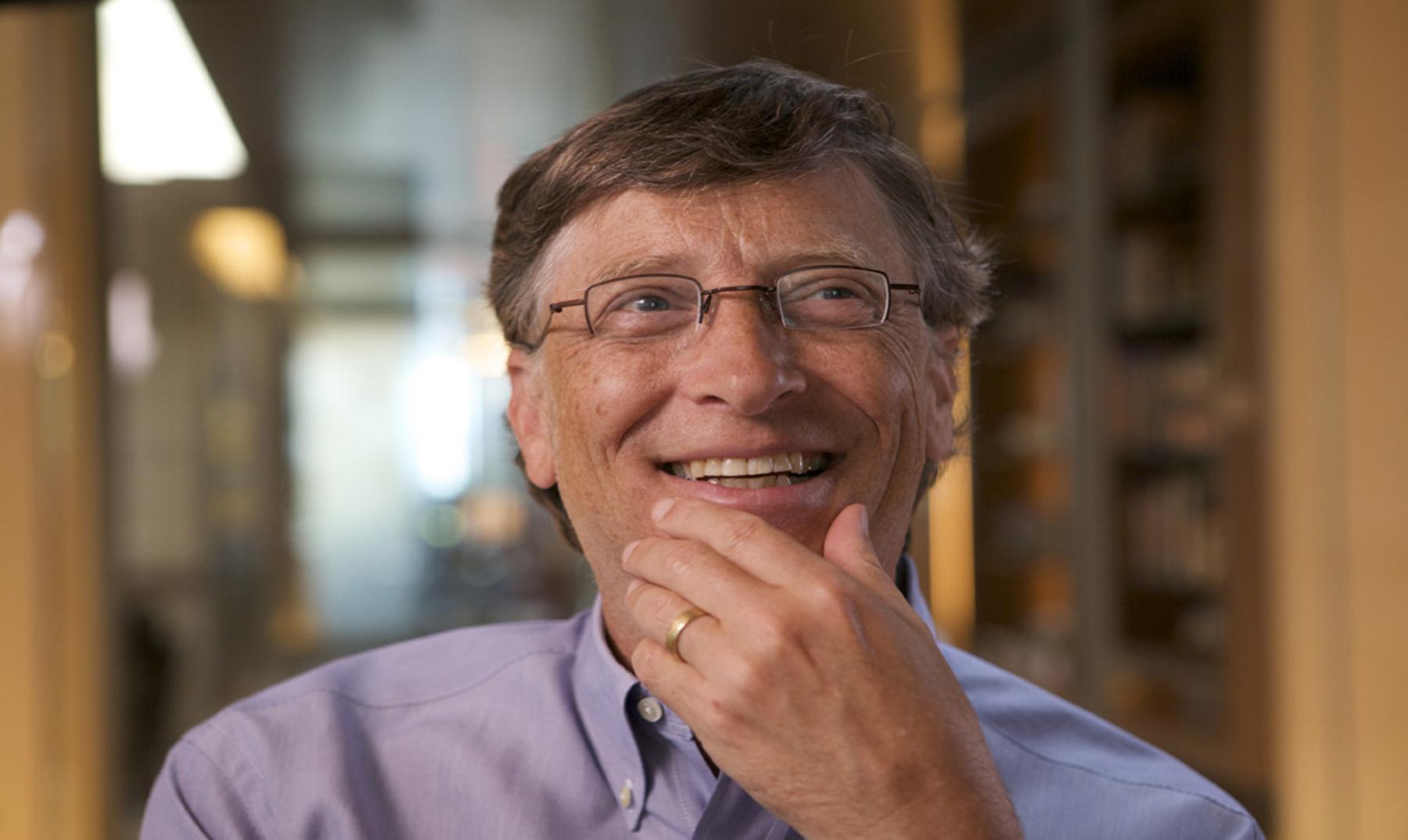 La máquina de Bill Gates: de heces a agua potable
