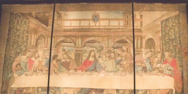 Última Cena, Leonardo Da Vinci