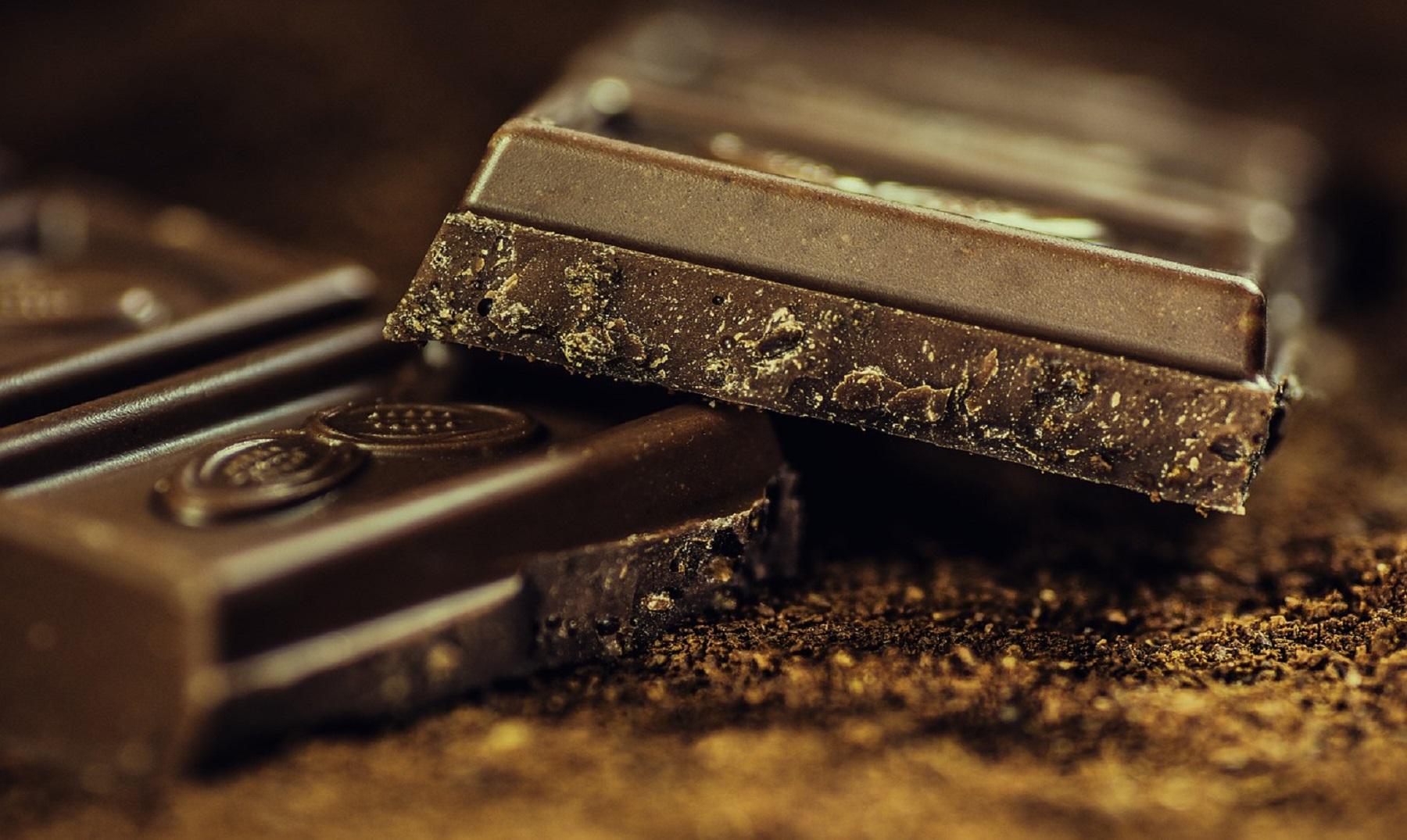 La moda de esnifar chocolate