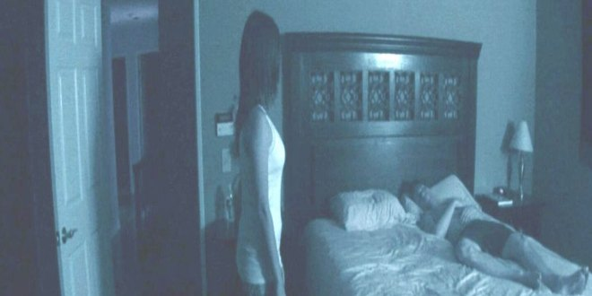 Paranormal Activity (2008). Escritor y Director: Oren Peli