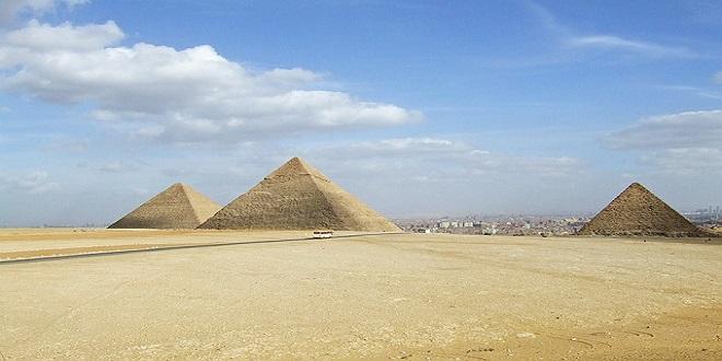 misterio de las pirámides de egipto