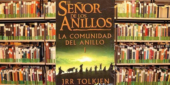 El señor de los Anillos, mejores novelas de fantasía, mejores libros de fantasía