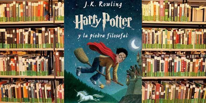 Harry Potter, mejores novelas de fantasía, mejores libros de fantasía