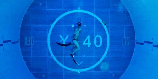 La piscina m s profunda del mundo y 40 deep joy for Piscina mas profunda del mundo
