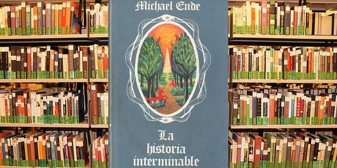 La Historia Interminable, mejores novelas de fantasía, mejores libros de fantasía