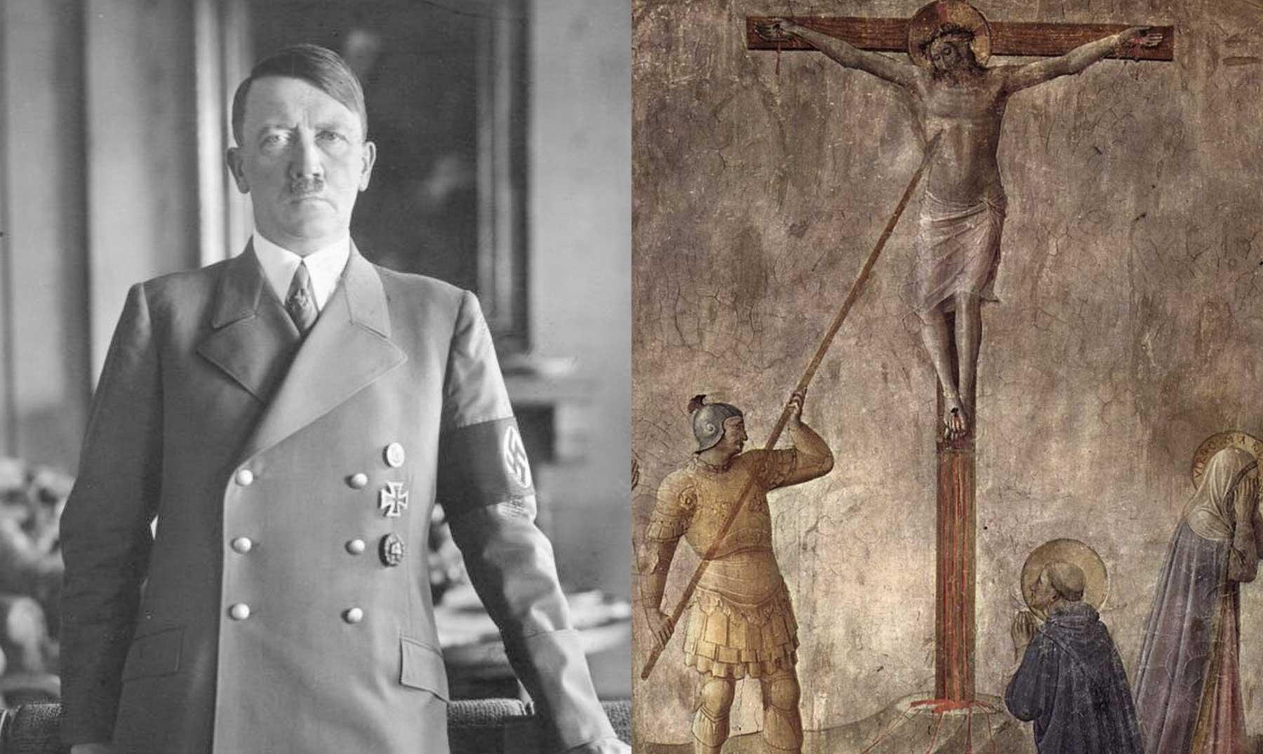 La lanza Longinos y Hitler