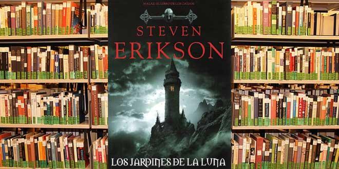 Los Jardines de la Luna, mejores novelas de fantasía, mejores libros de fantasía
