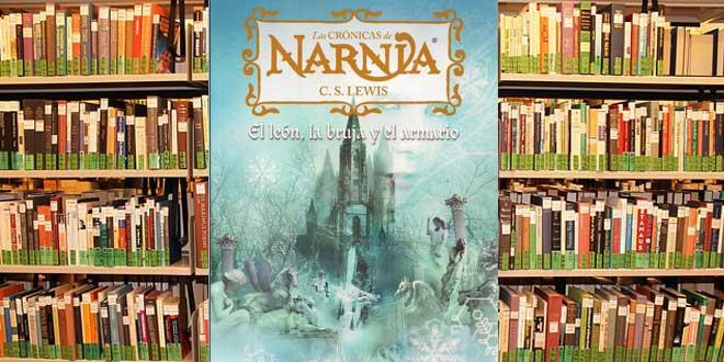 narnia, mejores novelas de fantasía, mejores libros de fantasía