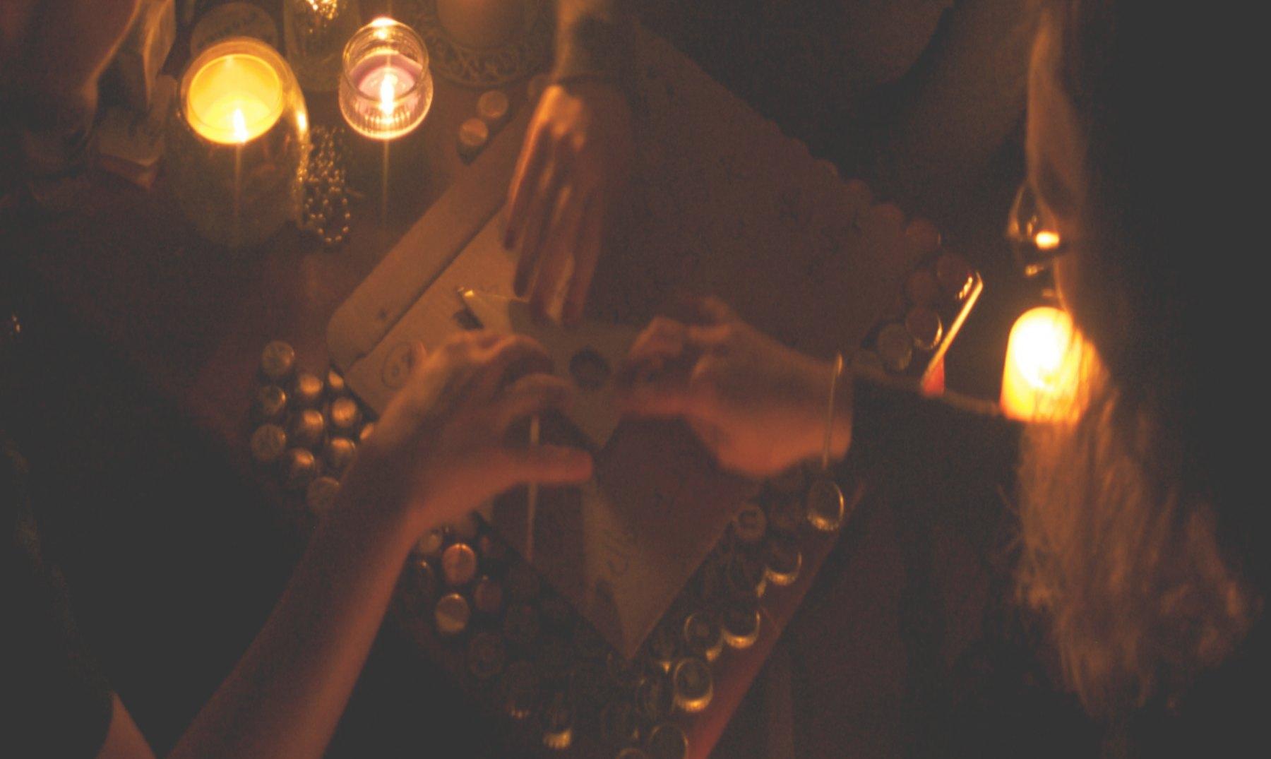 Peligrosos juegos con la Ouija: el caso Linama
