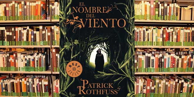patrick rothfus, mejores novelas de fantasía, mejores libros de fantasía