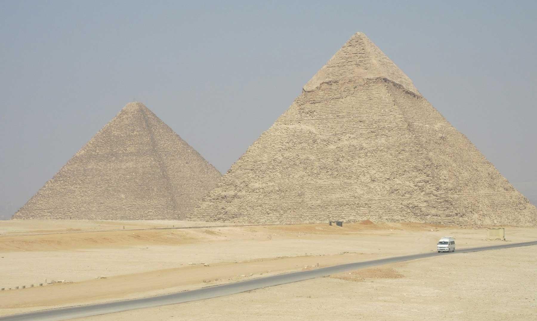 Resuelto el misterio de la construcción de las Pirámides de Egipto