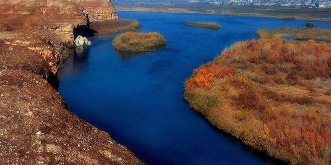 El río Tigris