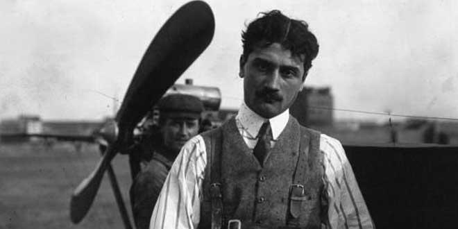 Roland Garros, 1910