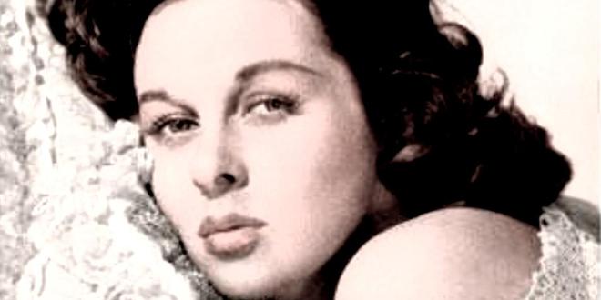 La coprotagonista, Susan Hayward