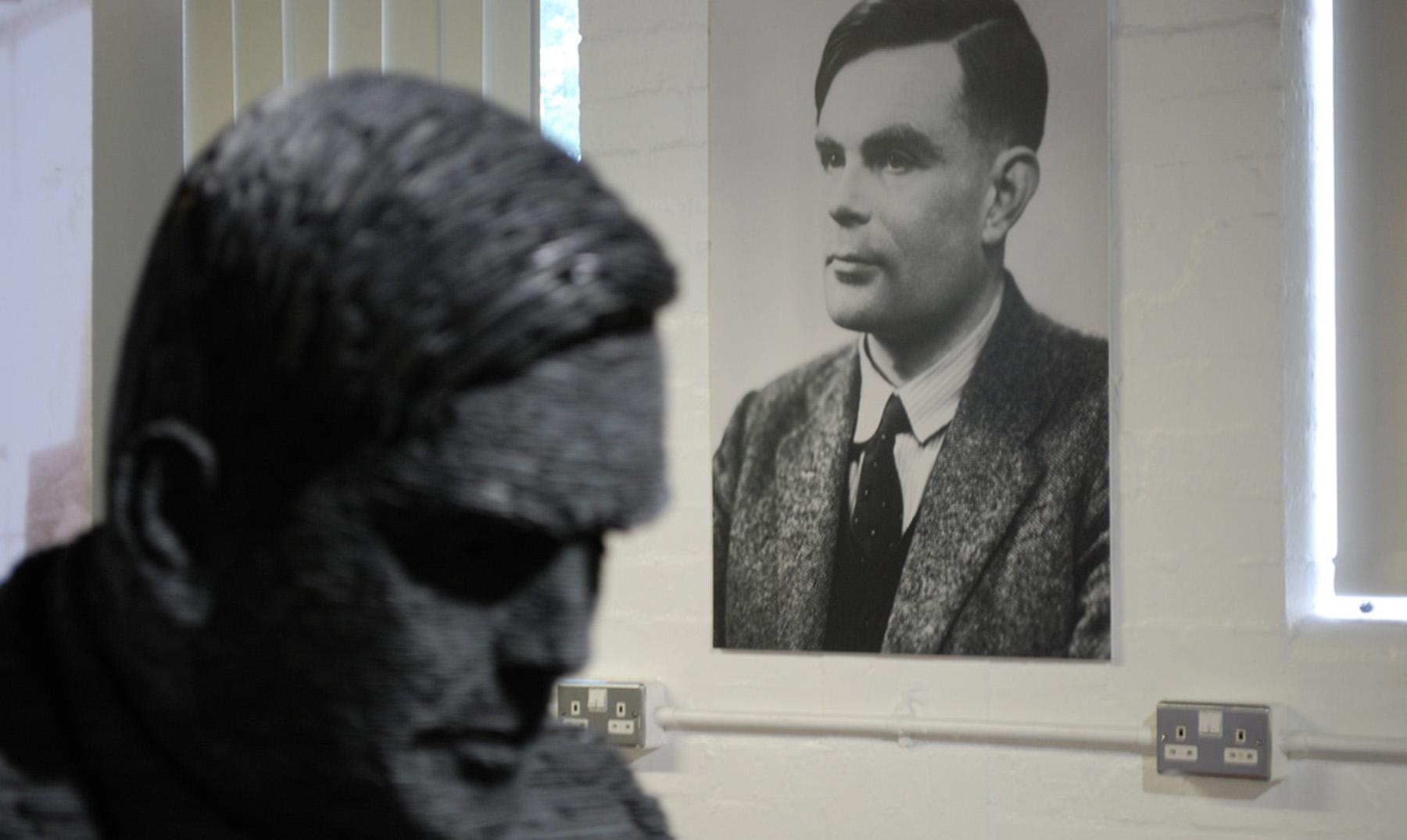El asombroso Alan Turing