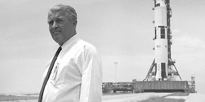 Dr. Wernher von Braun, 1969
