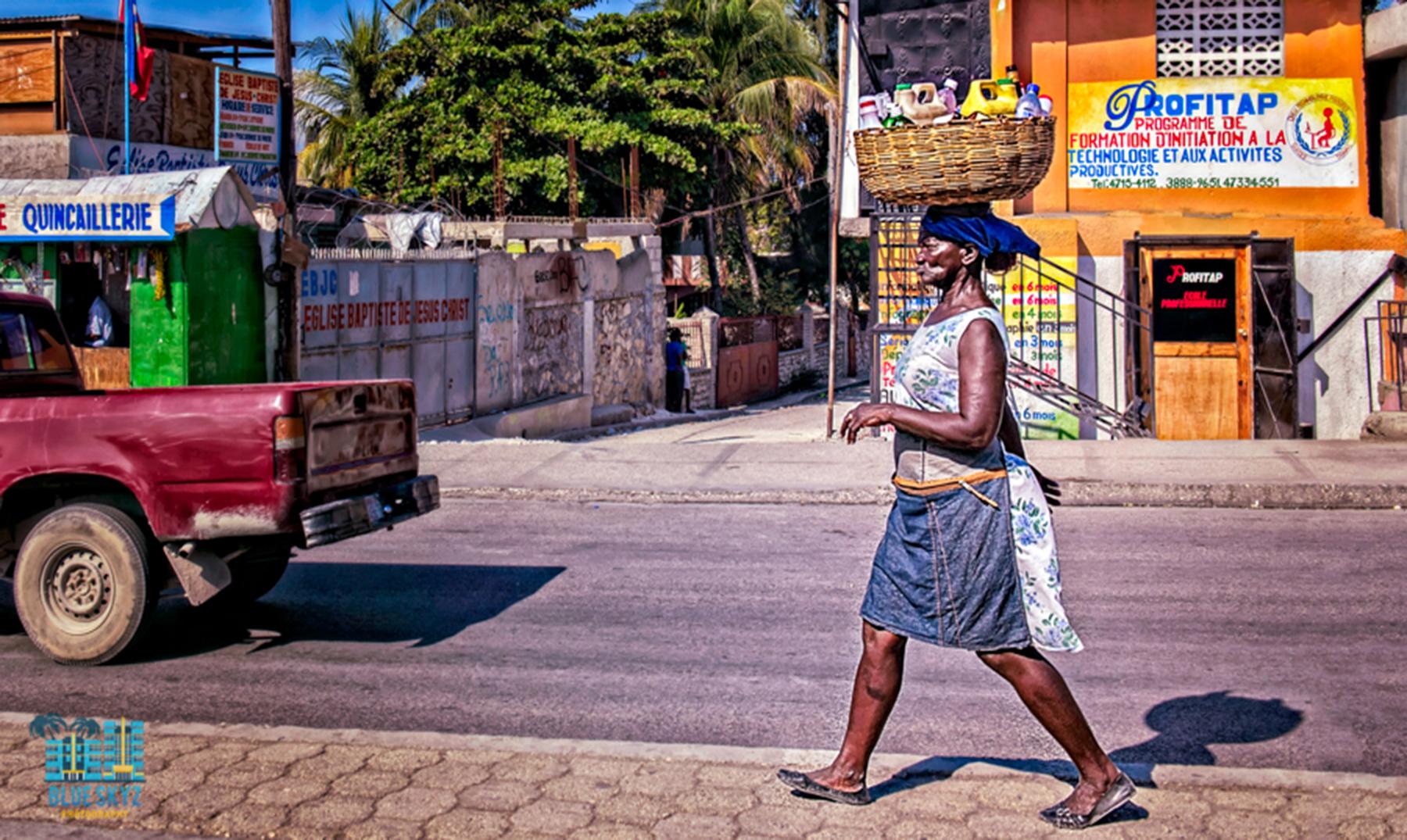 vudú Haití portada