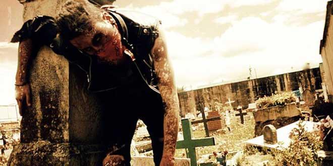 zombie al sol