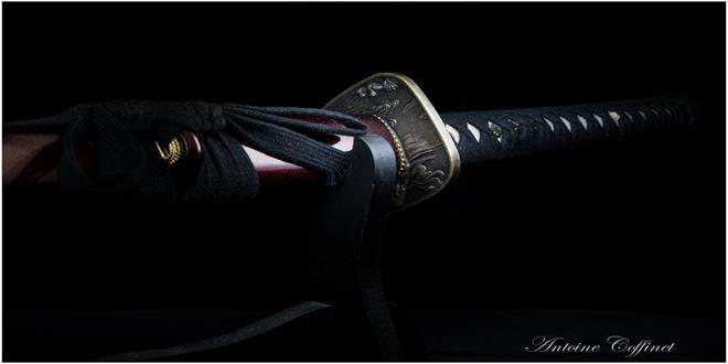 espada Kusanagi, representación
