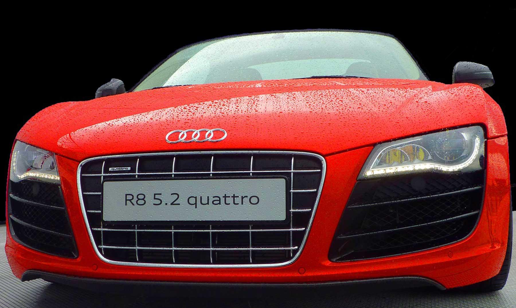 Audi fabrica un combustible ecológico hecho de agua y aire