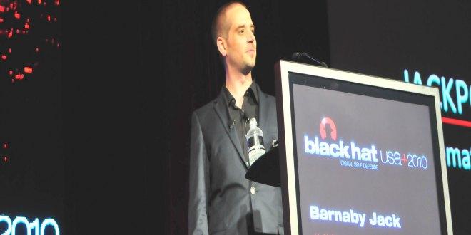 Barnaby Black