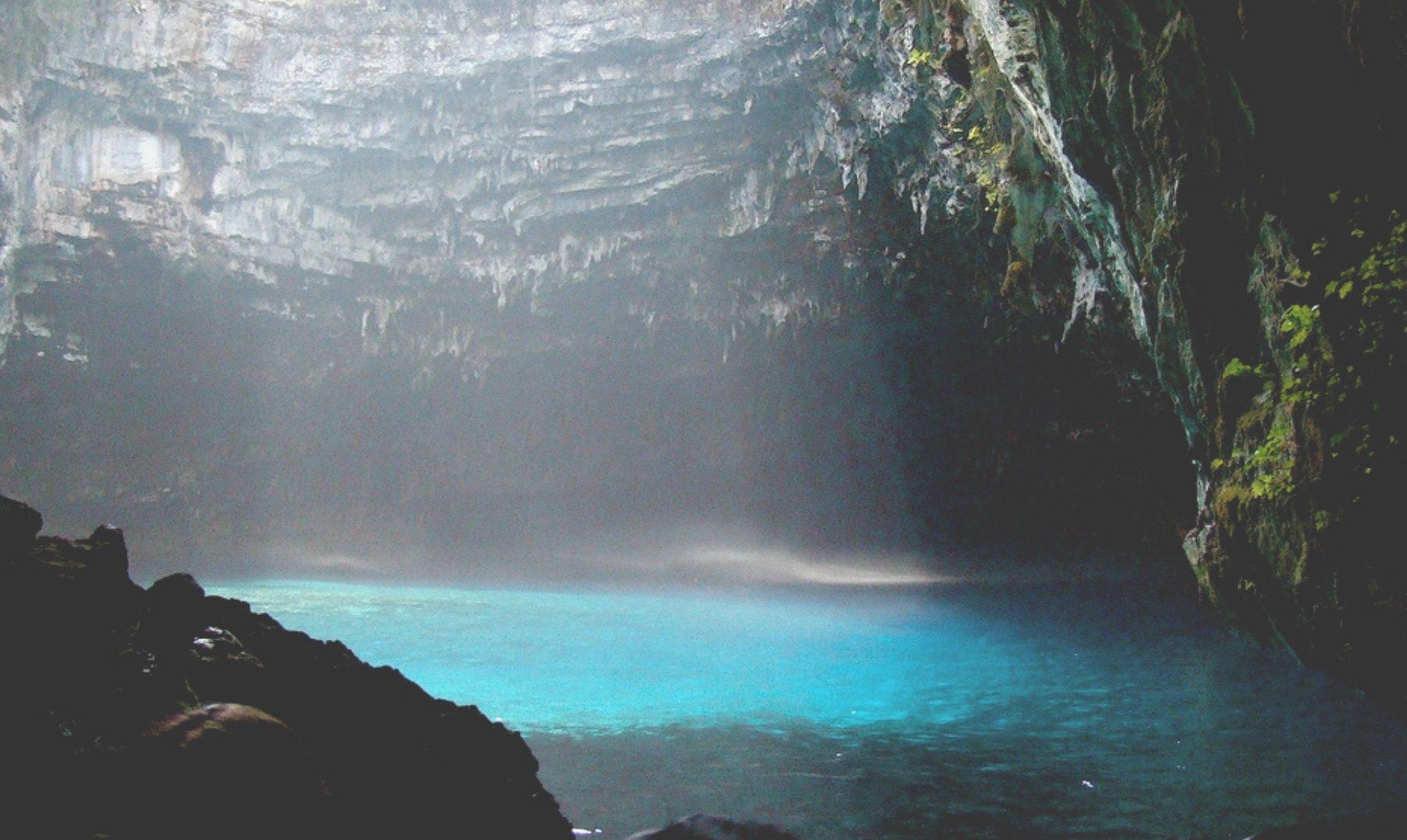 7 lugares súper curiosos del planeta