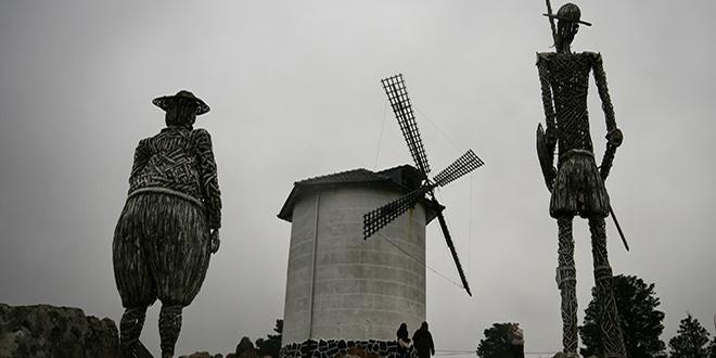 La novela más vendida es El Quijote