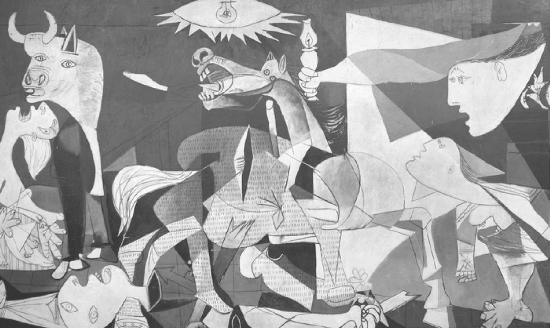 Lo más curioso sobre el Guernica de Picasso