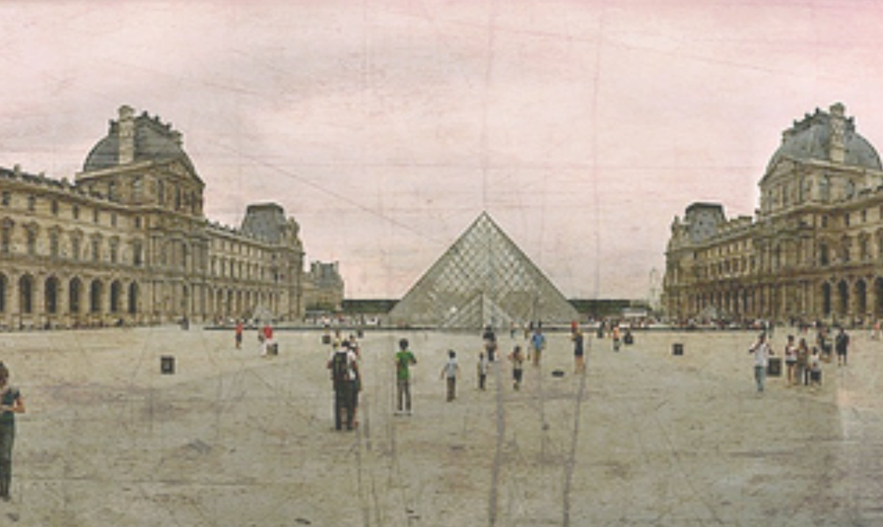 La pirámide del Louvre, el 666 y mucho más