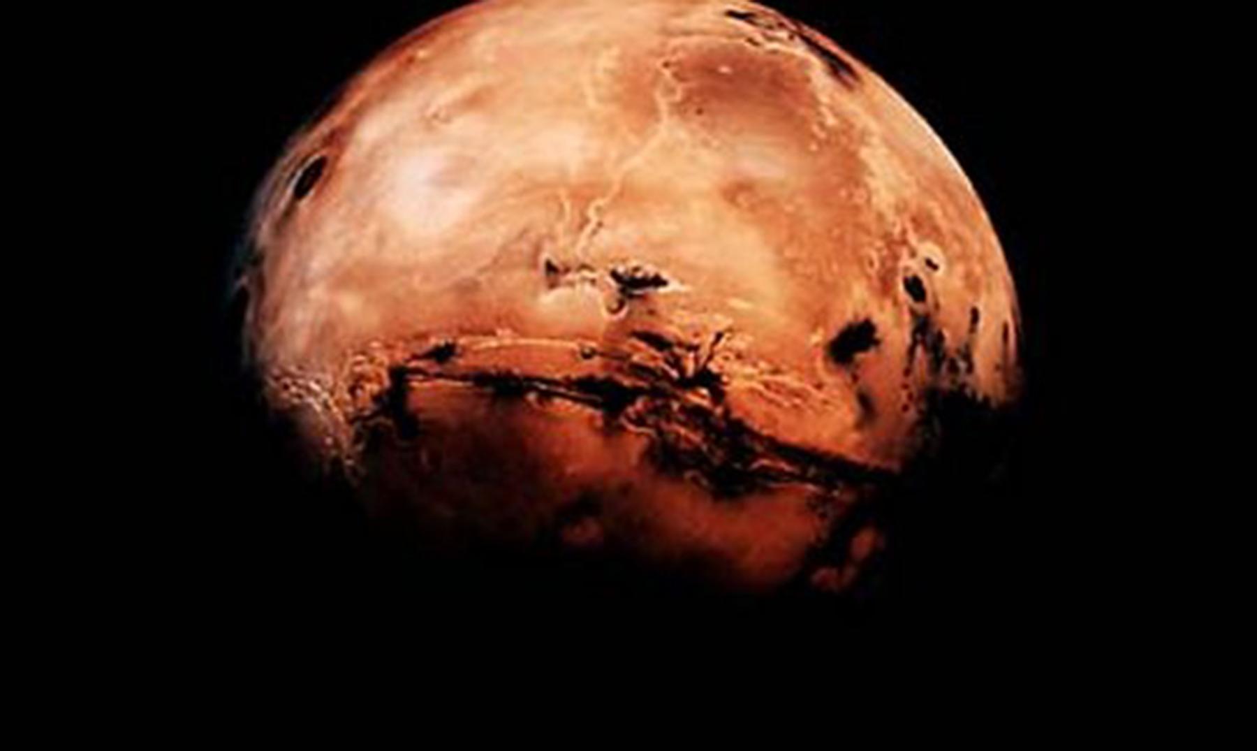 Marte portada
