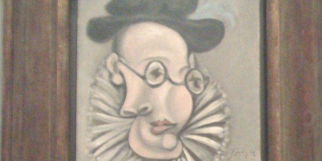 Retrato de Jaime Sabartés