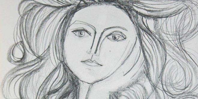 Retrato de Francoise Gillot