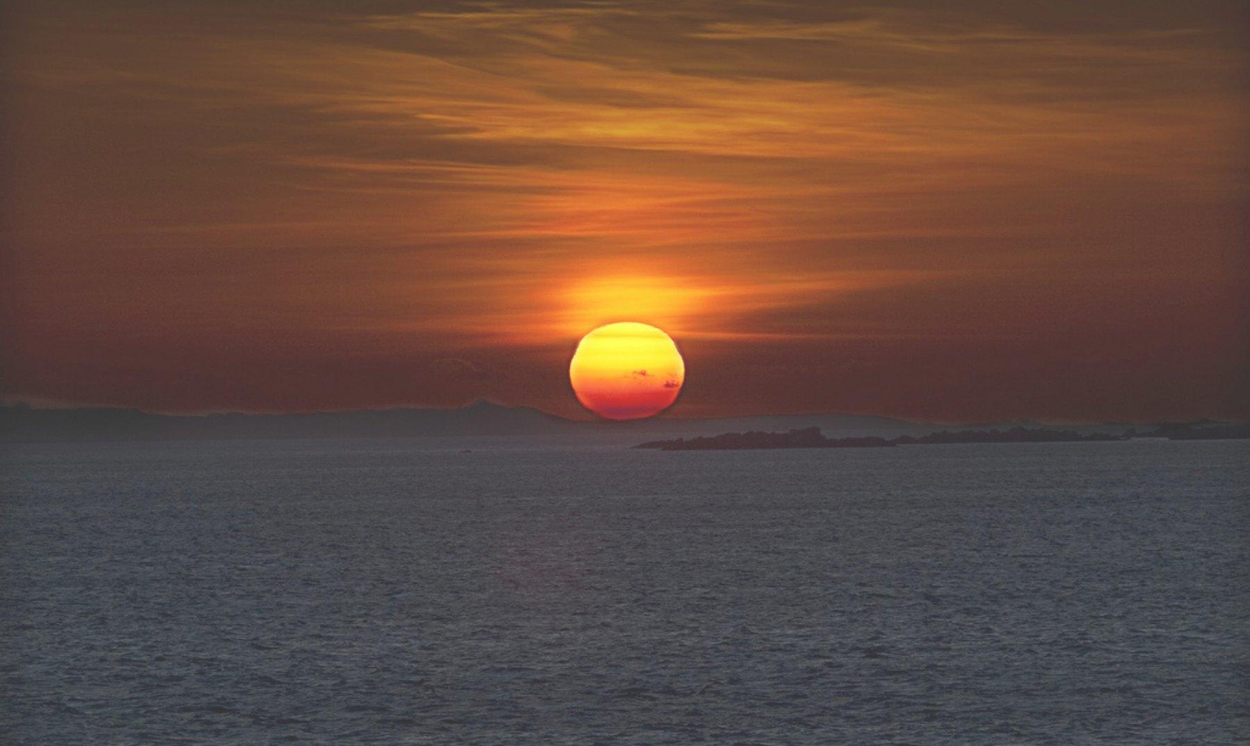 Sálvora, una isla gallega de leyenda