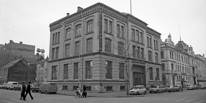 El banco Kreditbanken, de Estocolmo, escenario del primer caso del síndrome de Estocolmo