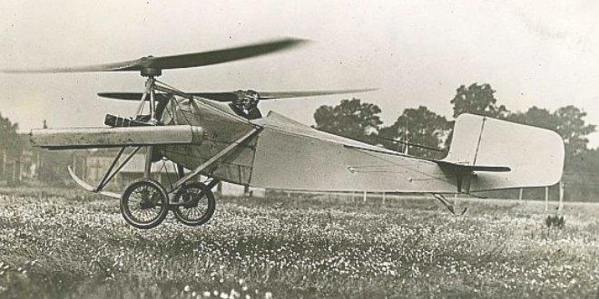 Helicóptero de Berliner