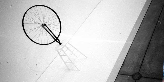 bicicleta duchamp