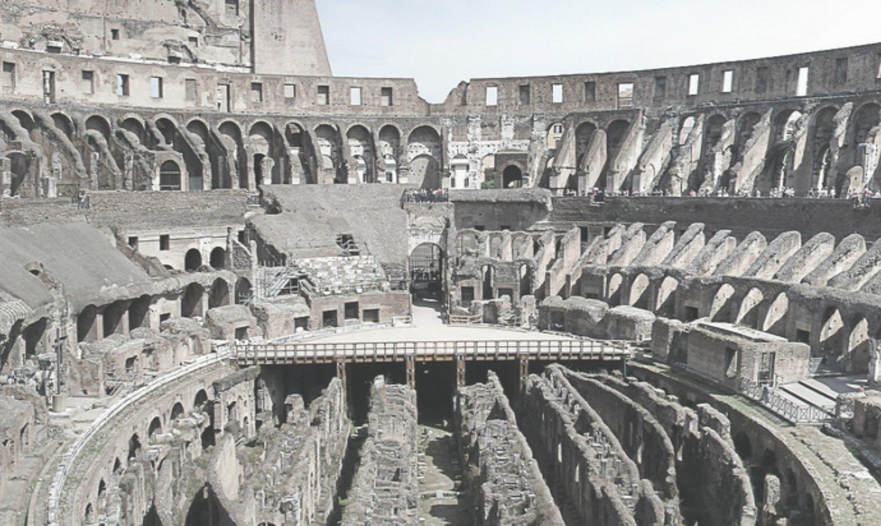 20 cosas que desconocías sobre el Coliseo