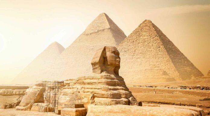 como se construyeron las piramides de egipto