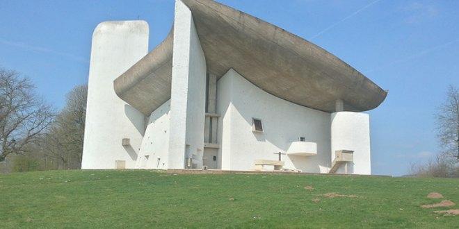 Chapelle Notre Dame D'En Haut - Ronchamp